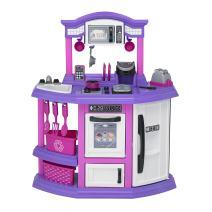 American Plastic Toys Baker's Kitchen Playset