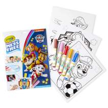 Crayola Paw Patrol Color Wonder, Mess Free Coloring Pages & Markers, Gift, Kids Indoor Activities at Home