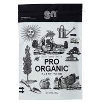 PRO Organic All Purpose Fertilizer by Shin Nong, 100% Organic, OMRI Listed, 1lb