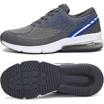 APTESOL Running Shoes Men Light Weight Sport Sneakers with Air Cushion for Men's Cross-Training & Road Running