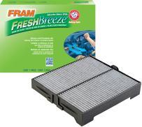 FRAM CF10745 Fresh Breeze Cabin Air Filter with Arm & Hammer