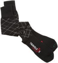 Travelsox Support OTC Compression Recovery Travel Socks, TS5000