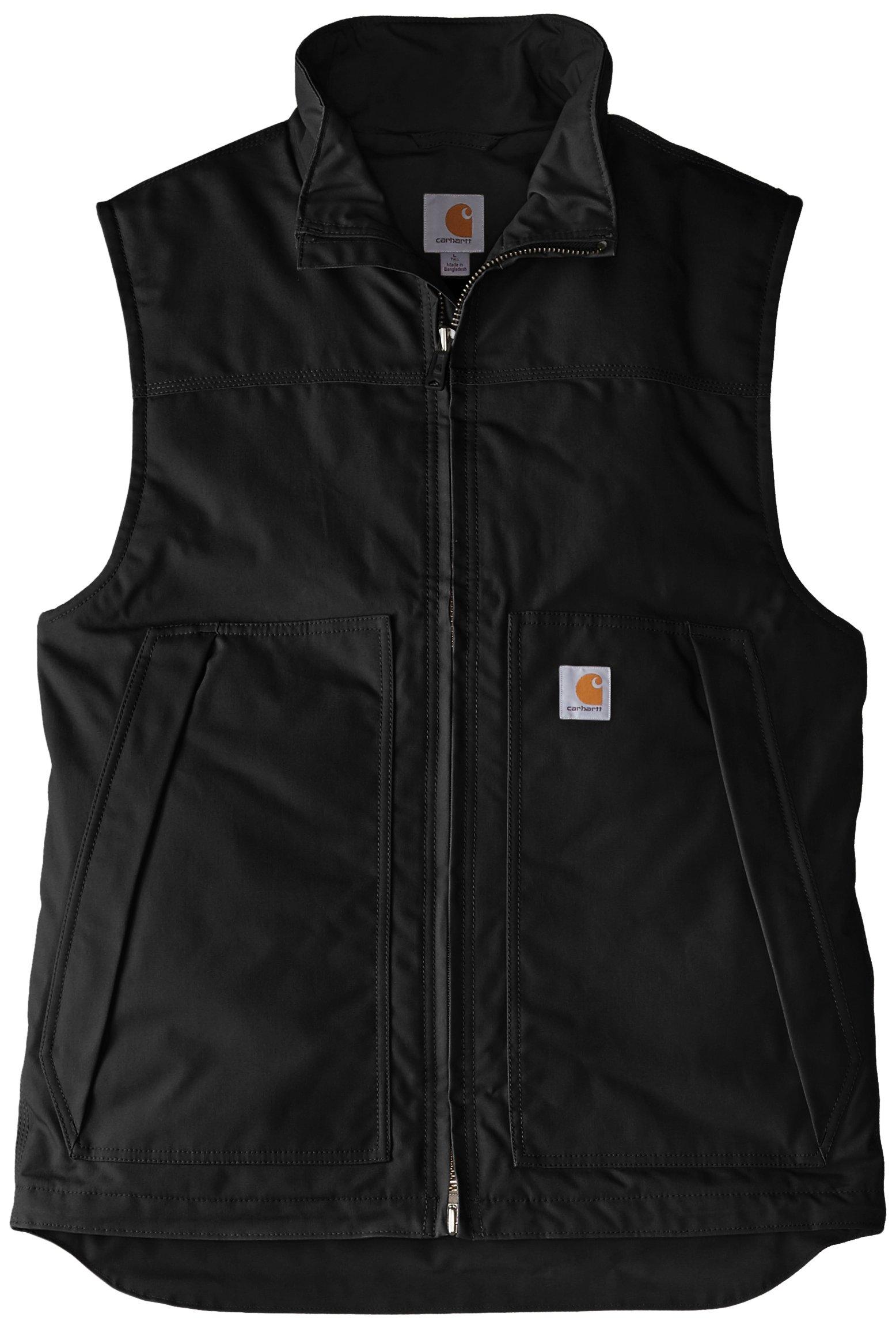Carhartt Men's Big & Tall Quick Duck Jefferson Vest