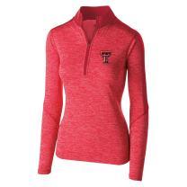 Ouray Sportswear NCAA Adult-Women Women's Electrify 1/2 Zip Pullover