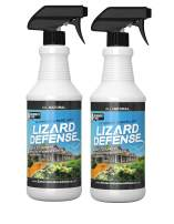 Exterminators Choice Lizard Defense Repellent Spray 2 Pack of 32 oz Bottles