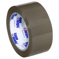 """Tape Logic TLT902900T6PK #900 Hot Melt Tape, 2.5 Mil, 2"""" x 110 yds., Tan, 6/Case"""