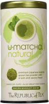 The Republic of Tea U-Matcha Natural Tea, 1.5 Ounces / 20+ Cups, Matcha Tea Powder
