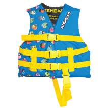 Airhead Children's Crayon Fish Life Vest