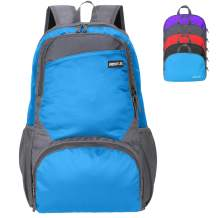 EASYFUN Packable Lightweight Back Pack for Travel 20L Foldable Backpack Hiking Daypacks for Men and Women