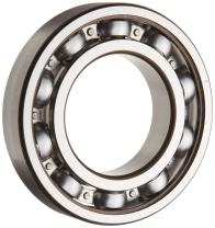 SKF 6200 JEM Light Series Deep Groove Ball Bearing, Deep Groove Design, ABEC 1 Precision, Open, Steel Cage, C3 Clearance, 10mm Bore, 30mm OD, 9mm Width, 531.0 pounds Static Load Capacity, 1140.00 pounds Dynamic Load Capacity
