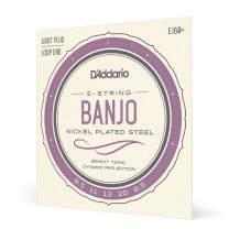D'Addario Banjo Strings (EJ60+)