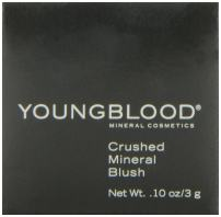 Youngblood Clean Luxury Cosmetics Crushed Mineral Blush, Rouge | Mineral Blush Powder Blush Loose Blush Minerals Blush For Cheeks Powder Noncomedogenic | Cruelty-Free, Paraben-Free