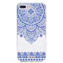 Cashey Colorful Mandala Dhayana Design Protective iPhone Case (iPhone XR)