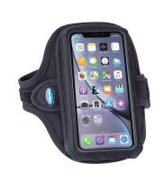 Tune Belt Model AB92 Armband Size to Fit OtterBox / Large Case for iPhone 11, 11 Pro Max, Xr, Xs Max, 7/8 Plus, Galaxy S8 S9 S10 Plus and Note 8 9 10+; Sweat-Resistant for Running & Working Out