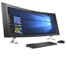 HP Envy 34-a010 34-Inch All-in-One Desktop (Intel Core i5, 12 GB RAM, 1 TB HDD) with Windows 10