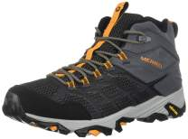 Merrell Men's Moab FST 2 Mid Waterproof Hiking Shoe