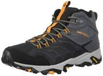 Merrell Men's Moab FST 2 Mid Waterproof Hiking Shoe