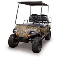 Mossy Oak Graphics Camouflage Golf Cart Wrap, no-fade 3M Vinyl with Matte Finish, Many Mossy Oak Patterns