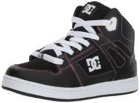 DC Kids' Pure High-top Girls Skate Shoe