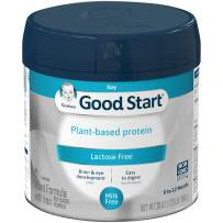 Gerber Good Start Plant Based Protein & Lactose Free Non-GMO Powder Infant Formula, Stage 1, 20 Ounces