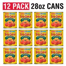 Red Gold Crushed Tomatoes, 28 Ounce (Pack of 12)