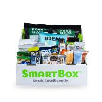 SmartBox Express, Keto Snacks Care Package Gift Box (25 pack)