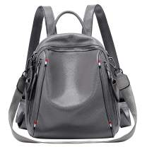 ALTOSY Leather Backpack for Women Small Backpack Purse Fashion Shoulder Bag for Ladies