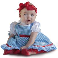 Princess Paradise Baby Girls' The Wizard of Oz Dorothy Newborn Deluxe Costume