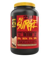 Mutant ISO Surge Whey Protein Powder Acts Fast to Help Recover, Build Muscle, Bulk and Strength, Uses Only High Quality Ingredients, 1.6 lb - Chocolate Cheesecake