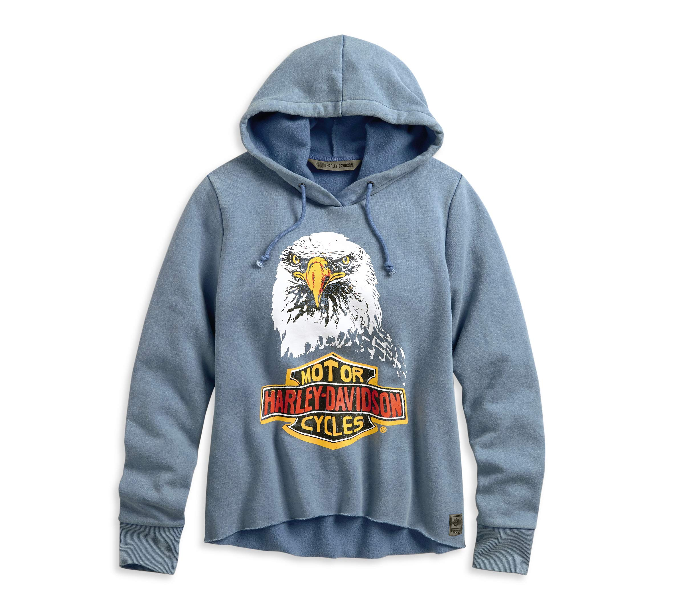 Harley-Davidson Women's from The Archives Eagle Pullover Hoodie