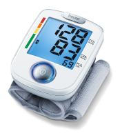 Beurer Wrist Blood Pressure Monitor, Fully Automatic with Accurate Readings, Adjustable Wrist Cuff, with Case