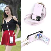 Gear Beast Crossbody Phone Case Wallet Compatible iPhone 11 Pro, RFID Cross Body Phone Purse Bag with Adjustable Strap