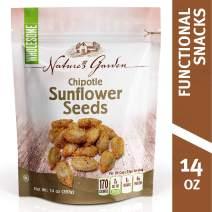 Nature's Garden Sunflower Seeds Chipotle - 14 oz.