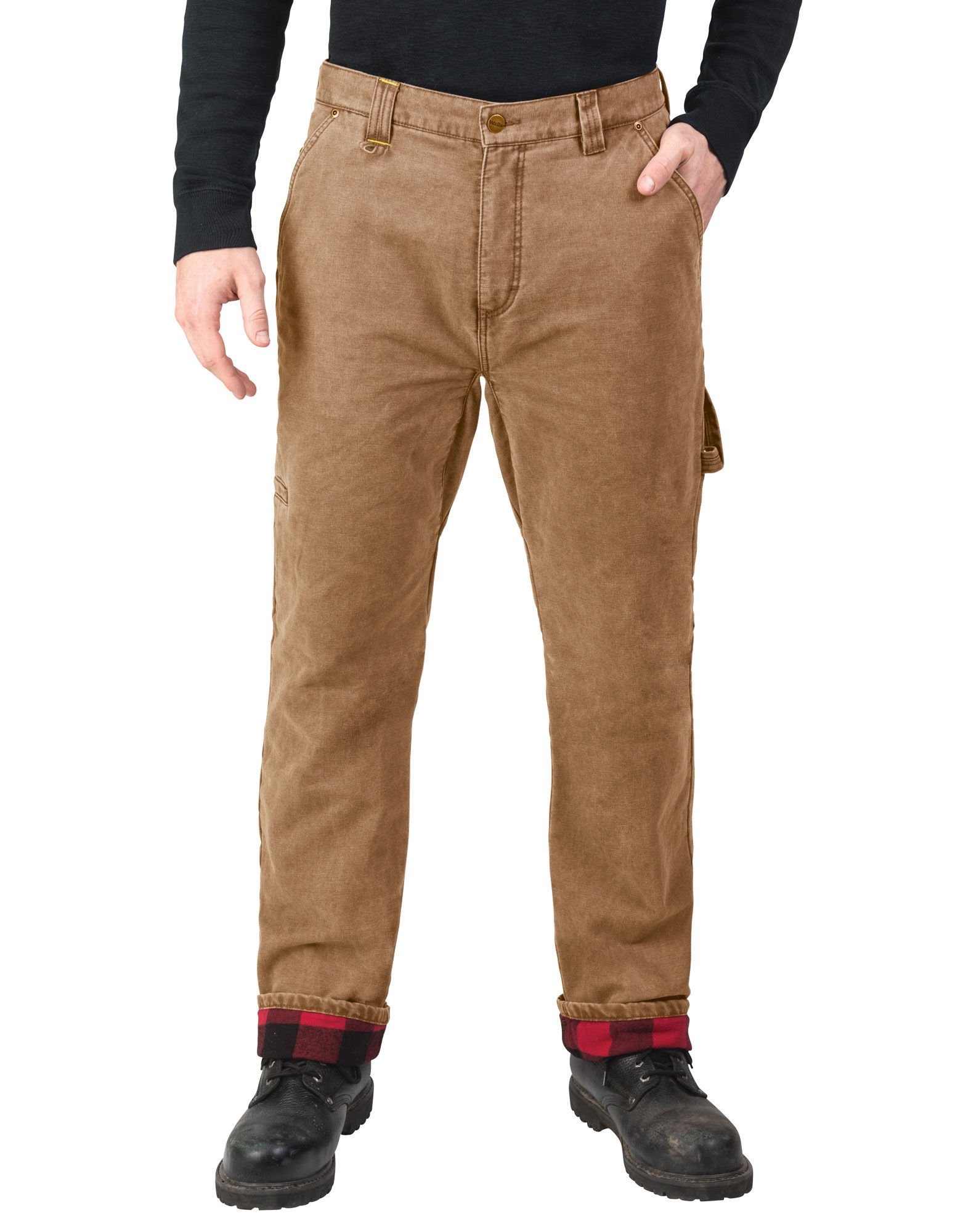 Walls Men's Mason Vintage Lined Duck Pant