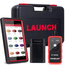 LAUNCH X431 Pro Mini 3.0 Bi-Directional Scanner Full System Scan Tool with ECU Coding, Key IMMO,20 Reset Functions,Full Connector Kit,Free Update + TPMS Activation Tool EL-50448 As Gift