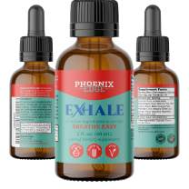 Lung Herbs - Elecampane, Lobelia, and Mormon (Brigham) Tea | Lung Tonic for Lung Wellness | NO Pills to Swallow - Alcohol Free (2 Fl. oz. Liquid)