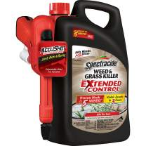 Spectracide Weed & Grass Killer With Extended Control, AccuShot Sprayer, 1.33 gal