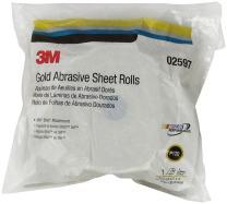 "3M 02597 Stikit Gold 2-3/4"" x 30 Yard P120A Grit Sheet Roll"