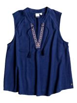 Roxy Junior's Magic Hour Embroidered Top
