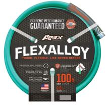 "Apex, 8550-100' Flexalloy Water Hose, 5/8"" by 100'"