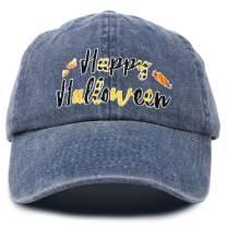 DALIX Happy Halloween Hat Treats Mens Womens Baseball Cap