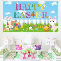 """Happy Easter Banner 