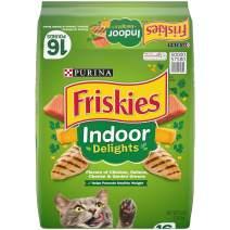 Purina Friskies Indoor Delights Adult Dry Cat Food