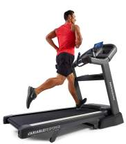Studio Series Advanced Training Treadmills. Ready for advanced workouts and trainer led content.