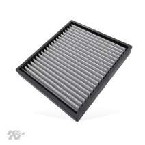 K&N Premium Cabin Air Filter: High Performance, Washable, Lasts for the Life of your Vehicle:  Designed For Select 2007-2019 Dodge/Jeep/Chrysler Vehicle Models, VF2013