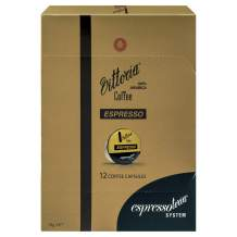Vittoria Coffee Espresso Capsules (Pack of 12)