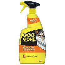 Goo Gone Kitchen Degreaser - Removes Kitchen Grease, Grime and Baked-on Food - 28 Fl. Oz.