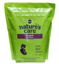 Miracle-Gro 100126 Nature's Care Organic Blood Meal1, 3 lb
