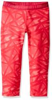 Under Armour Girls' Under Armor HeatGear Printed Capris