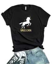 Unicorn Tshirts for Women - Unicorn Gifts Merchandise Shirt